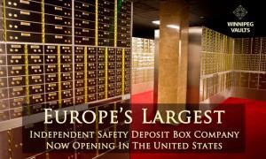 Safety Deposit Boxes Winnipeg