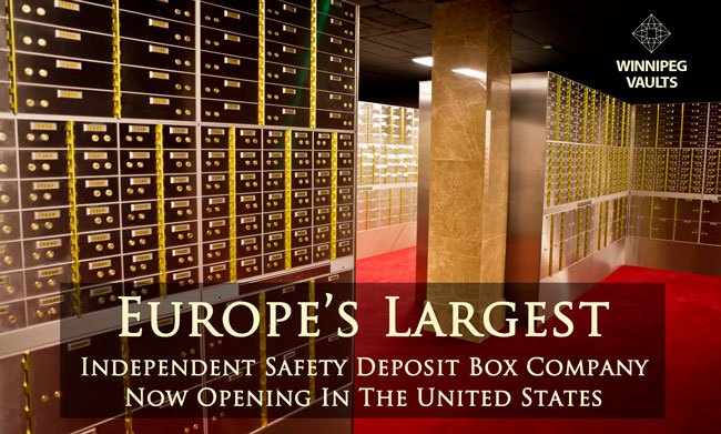 Safety Deposit Boxes Winnipeg